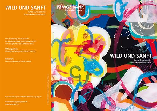 Wild und Sanft – Junge Kunst aus der Kunstakademie Münster